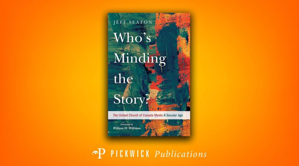 Who's Minding the Story? by Jeff Seaton